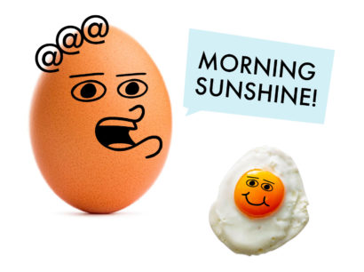 Egg Email Greeting Generator